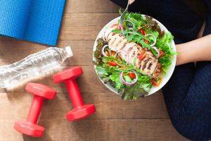 Importanza dieta a livello amatoriale