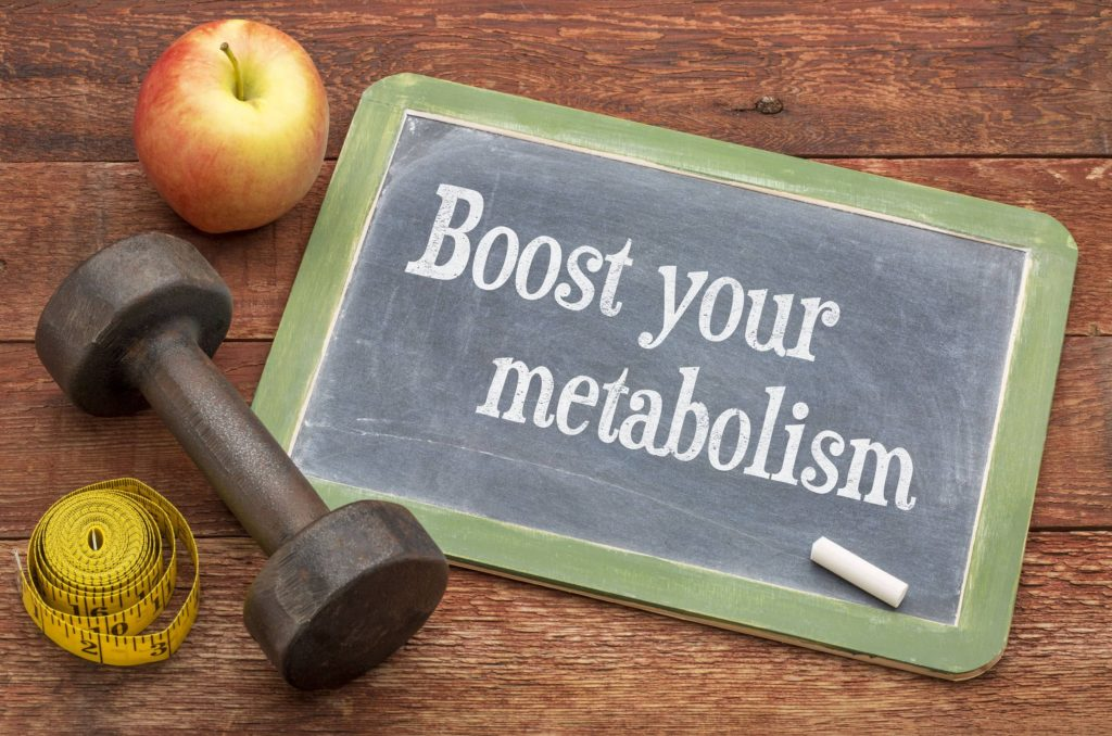 come riattivare il metabolismo