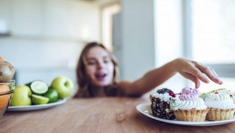 come smettere di mangiare dolci  scaled