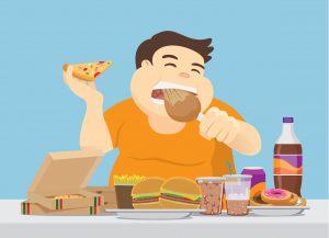 più mangi più ingrassi