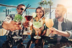 alcol lontano dallattivita fisica