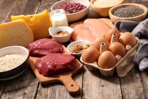 alimentazione corretta fonti di proteine