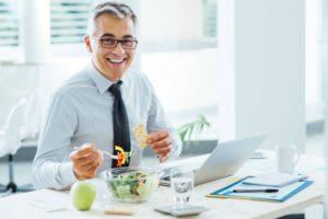 dieta in smart working