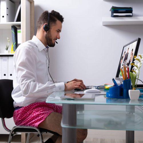 non ingrassare in smart working