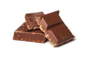 cioccolato post allenamento