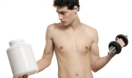 integratori per aumentare massa muscolare